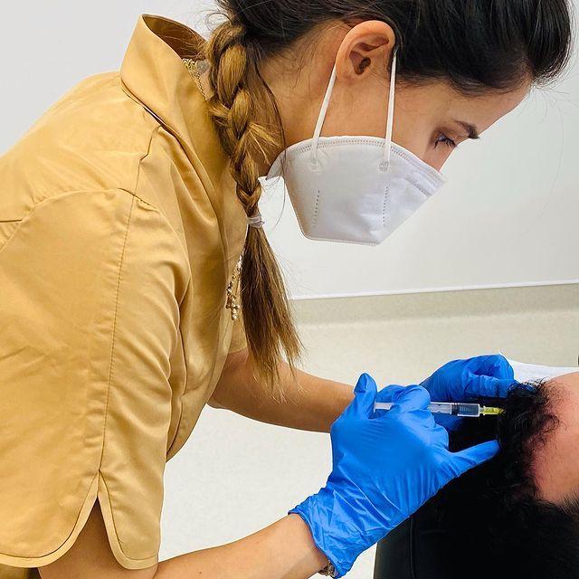 Plasma rico em plaquetas - tratamento capilar - myface clinic